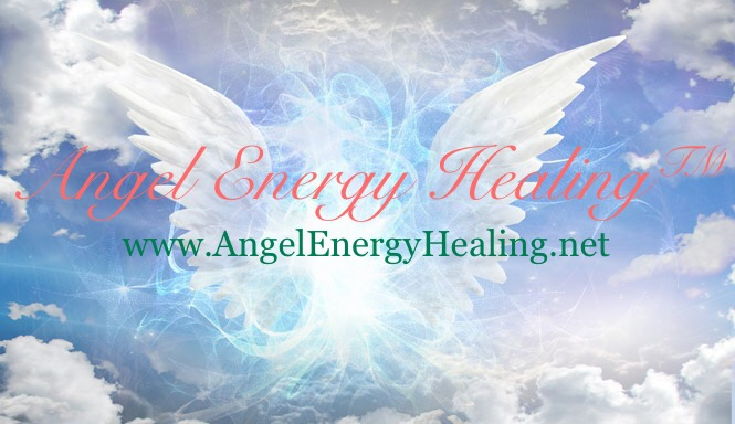 Angle Energy Healing Logo
