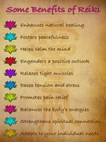 benefits of Reiki