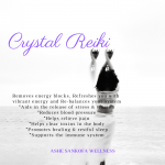 Crystal Reiki by Innocence Smith