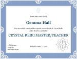 Crystal Reiki by Gemma