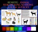 Remote: Reiki Animal Alignment & Balance