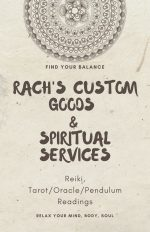 Rach's Custom Goods – Reiki by Rachel