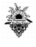 New Beginnings Healthy Balance